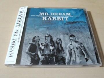 RABBIT CD「ミスター・ドリーム MR.DREAM」ラビット●