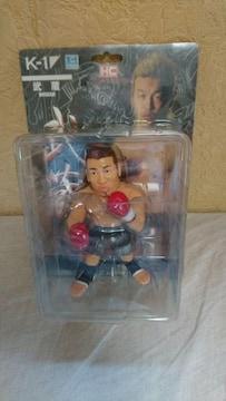 HAO 武蔵 K-1 UFC
