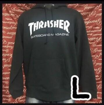 L・スラッシャー・THRASHER/パーカー新品8424円