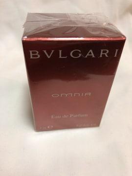 BVLGARI ブルガリ omunia オムニア EDT レア香水 5ml 新品未使用