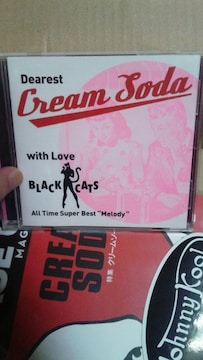 Dearest Cream Soda with Love BLACK CATS�呑カビリークリームソーダ