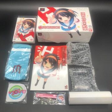 即決 PSP 涼宮ハルヒの約束 超プレミアムBOX