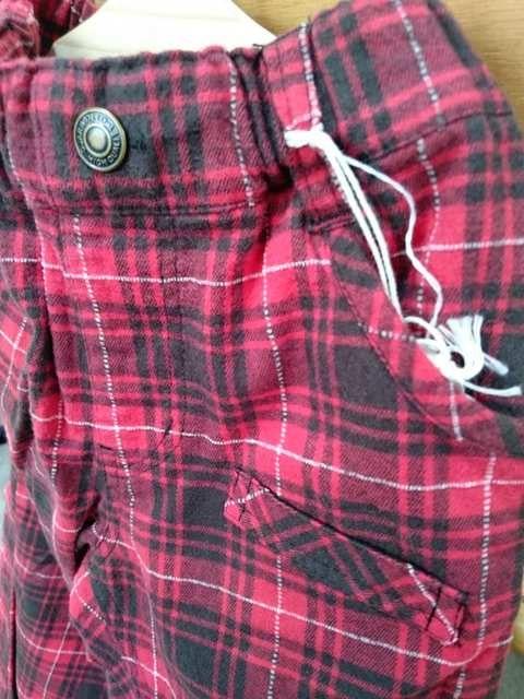 ◆即決★半額★ラス1★Seraphセラフ★チェックパンツ・ズボン★110�p < ブランドの