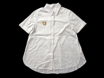 ナラカミーチェ NARACAMICIE イタリー製 シャツ ブラウス 1 S