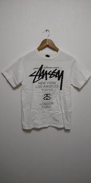 STUSSY ツアーTシャツ S