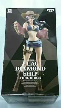 ワンピース FLAG DIAMOND SHIP NICO ROBIN ロビン