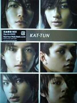 KAT-TUN、RealFace、初回限定版