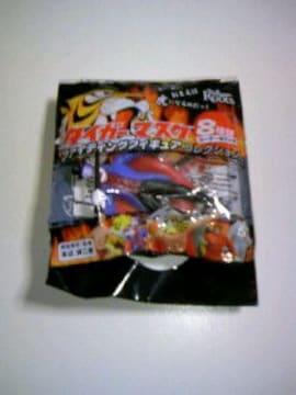 未開封 タイガーマスク ファイティングフィギュアコレクション ミスターX / Roots コーヒー ルーツ