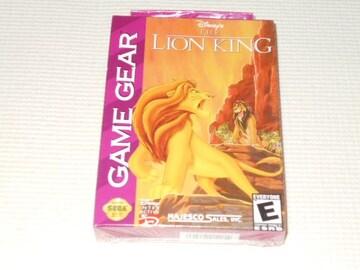 GG★DISNEY'S THE LION KING 海外版(国内本体動作可能)