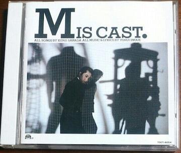 (CD)沢田研二☆MIS CAST★即決価格♪