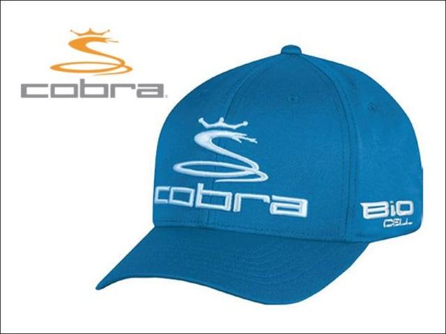 cobra キャップ(子供用) YOUTH PRO TOUR FLEXFIT CBRA2050-BLAS  < ブランドの