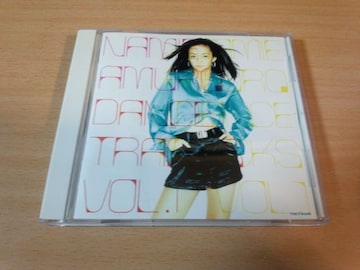 安室奈美恵CD「DANCE TRACKS VOL.1」●