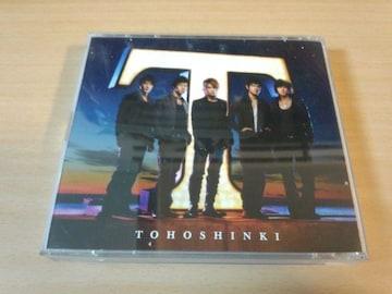 東方神起CD「T」DVD付き●