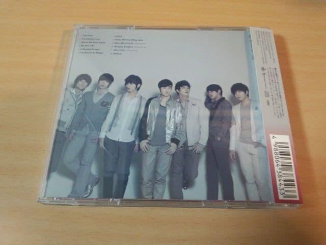 U-KISS CD「A Shared Dream」韓国K-POP● < タレントグッズの