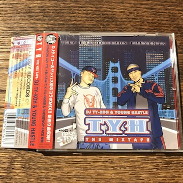 【DJ TY-KOH & YOUNG HASTLE】TYH ~THE MIX TAPE~