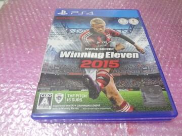 堀PS4 ワールドサッカー ウイニングイレブン 2015