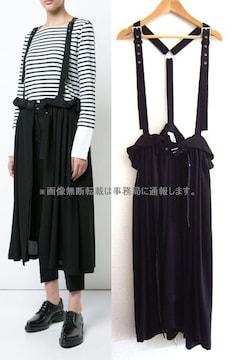2018SS noir kei ninomiya 吊り ジャンパースカート