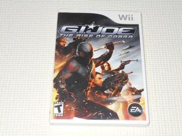 Wii★G.I.JOE THE RISE OF COBRA 海外版