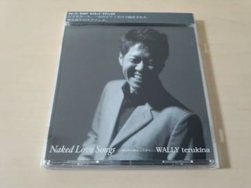 WALLY terukina CD「Naked Love Songs」★