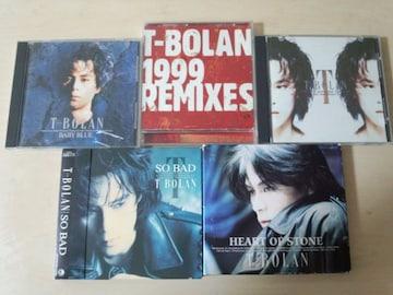 T-BOLAN CDアルバム5枚セット★