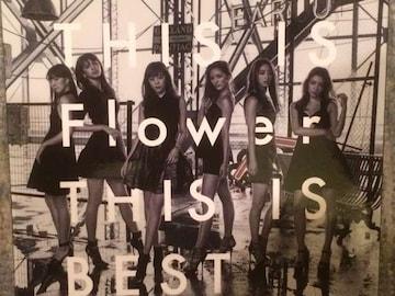 激安!超レア!☆Flower/THIS IS  BEST☆初回盤/2CD+2BD☆超美品!