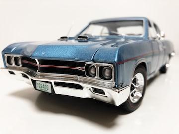 AWオートワールド/'67 Buickビュイック GS440 1/18+1/64