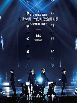 ■ブルーレイ『BTS WORLD TOUR LOVE YOURSELF JAPAN ED(初回