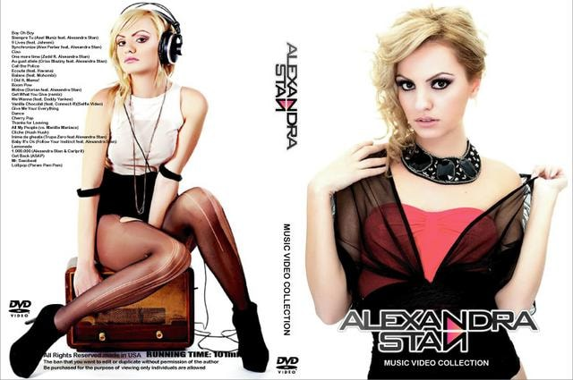 2017 ALEXANDRA STAN プロモ集 PVMV アレクサンドラスタン  < CD/DVD/ビデオの