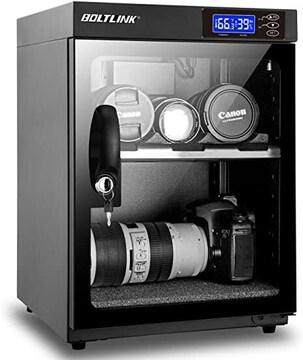 サイズ30L BOLTLINK 防湿庫カメラ カメラ保管庫 ドライキャビネ