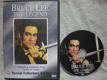 DVD●ブルース・リー神話 ロング収録版