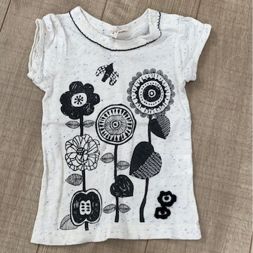 ジャンクストアー女の子半袖Tシャツ80