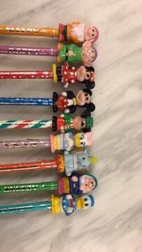 ★ディズニーランド★鉛筆★9本セット★ミッキーマウス
