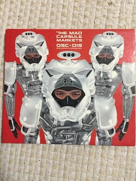 THE MAD CAPSULE MARKETS  OSC-DIS