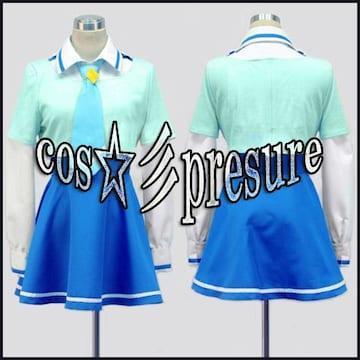 スマイルプリキュア! 青木れいか 制服◆コスプレ衣装