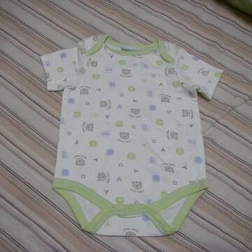 Vitamins baby くまちゃん ロンパース 6M 70cm
