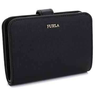 フルラ 2つ折り財布 PBF8 1000421 B30 O60 ONYX ブラック