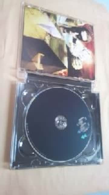 the GazettE/LEECH 特典DVD付特殊ケース < タレントグッズの