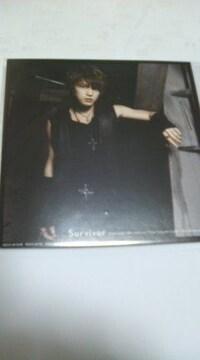 JYJ JJ「Survivor」ジャケカ(ちょっぴり 難あり )