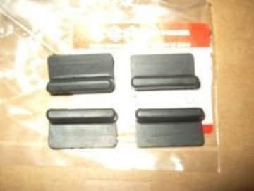 (28)GSX400EザリGSX250EザリサイドカバーゴムS2