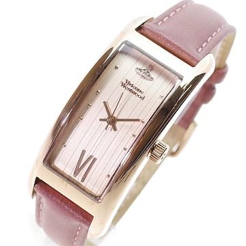 ヴィヴィアン ウエストウッド   腕時計 レディース VV224RSDPK