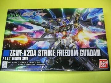 1/144 HGCE No.201 ZGMF-X20A ストライクフリーダムガンダム REVIVE SEED