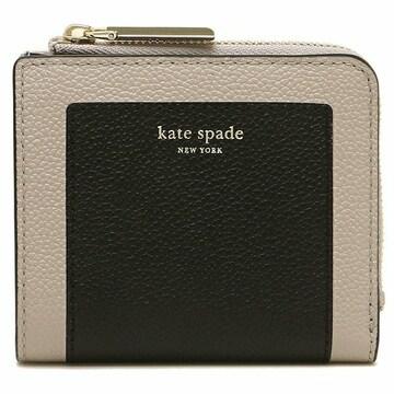 ケイト・スペードPWRU7160-106 2つ折り財布 レディース