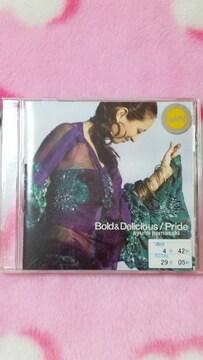 Bold&Delicious/Pride*浜崎あゆみ