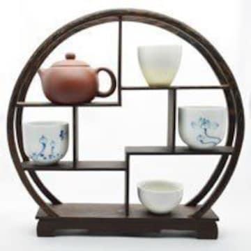 中国茶器棚 棚 ゆうパック 即納