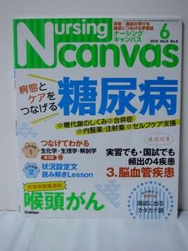 NursingCanvas 2018年6月号 Vol.6 No.6 (ナーシング・キャンバス