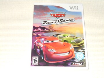 Wii★CARS RACE O RAMA 海外版 DISNEY