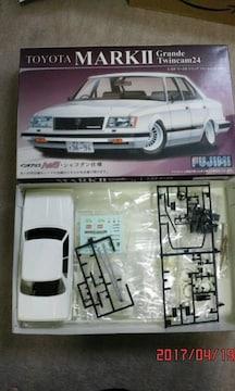 !1/24スケール トヨタ MARK�Uのジャンク品