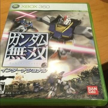 ガンダム無奴  XB O X360 ゲーム バンダイ