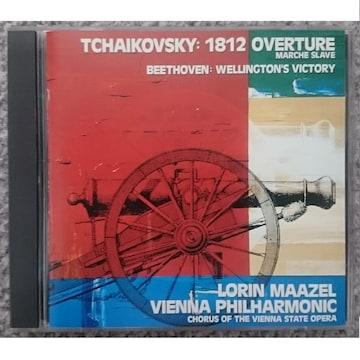 KF チャイコフスキー 大序曲1812年・他
