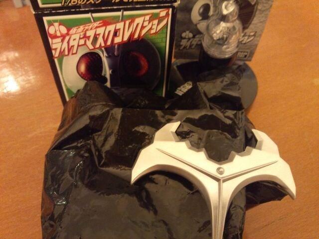 仮面ライダー マスコレ vol,1 ストロンガー (チャージアップ) 【シークレット】  < ホビーの